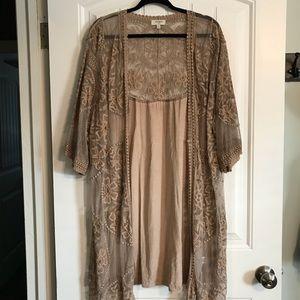 Umgee Lace Kimono